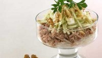 Салат-коктейль з тунцем