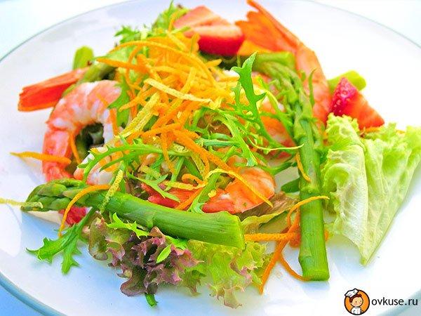 Салат «Травневий» дієтичний
