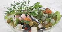 Салат «Морський букет»
