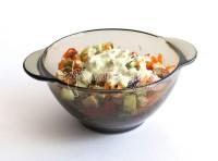 Салат «Овочева палітра»