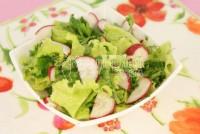 Салат «Редис & Зелень»