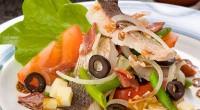 Салат рибний по-італійськи