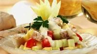 Салат рибний «Святковий»