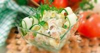 Салат рибний