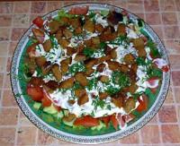 Салат з каррі «Річна рапсодія»