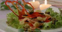 Салат з рибою гарячого копчення (2)
