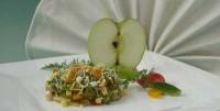 Салат з оселедцем і овочами (2)