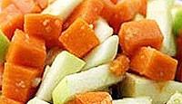 Салат з гарбузом і медом