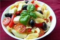 Салат «Грецький з макаронами»