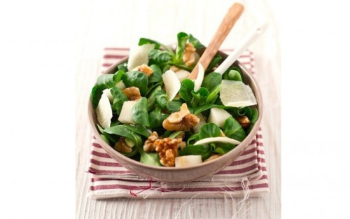 Салати з грушею - незвично і дуже смачно