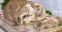 Сальтисон з печінкою та грибами
