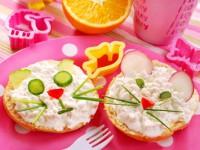 Найпривабливіша їжа для дітей
