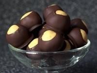 Кульки з арахісу в глазурі