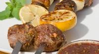 Шашлик з баранини (старий російський рецепт)