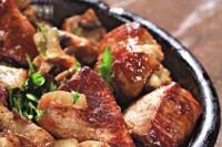 Шашлик з яловичини по-мирзаански