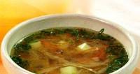 Щі з квашеної капусти з грибами (2)