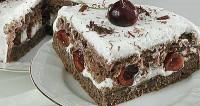 Шварцвальдский вишневий торт