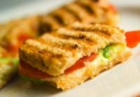 Бутерброд з копченою рибою