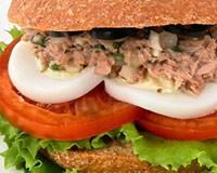 Бутерброд з тунцем «Сідней»