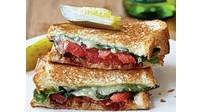 Сендвіч «Сніданок для чоловіка»