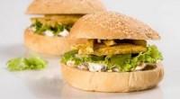 Сендвічі з філе курки