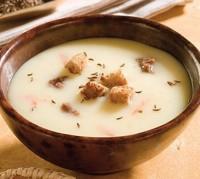 Вершково-винний пряний суп