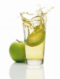 Сік зі свіжих яблук