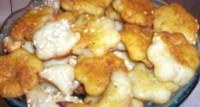 Солоне картопляне печиво