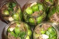 Солоні огірки по-чеськи з цукром