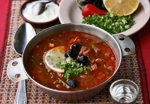Солянка - цікаві рецепти улюбленого супу