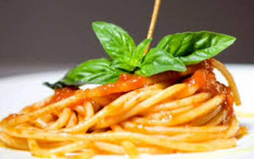 Спагетті аль помодоро