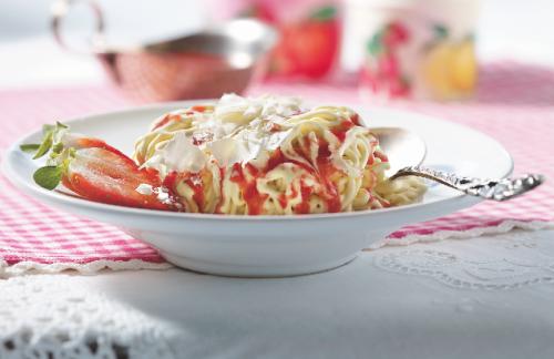 Спагетті на десерт? Чому б ні! 5 смачних десертів з спагетті