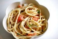Спагеті зі свининою