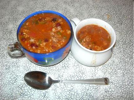 Суп Чилі