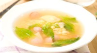 Суп гороховий з сосисками