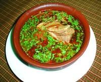 Суп-харчо з баранини