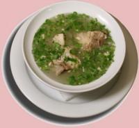 Суп-харчо по-грузинськи