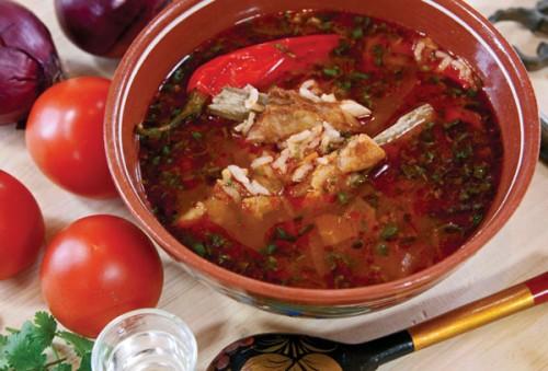 Суп харчо з яловичиною - прості рецепти страви