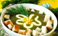 Суп овочевий пісний «Зеленка»