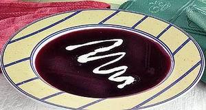 Суп-пюре з чорниці