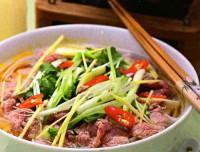 Суп пряний з яловичиною «Фо Бо»