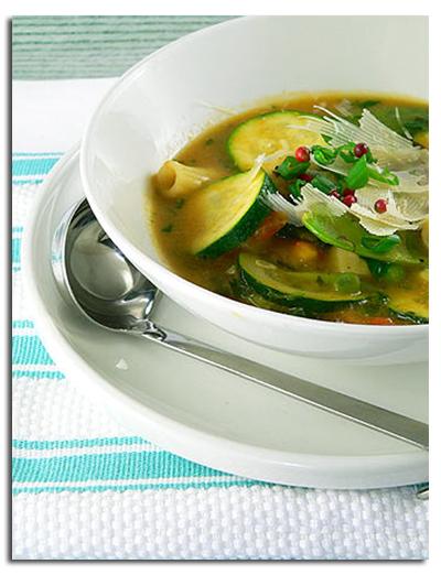 Суп з цукіні