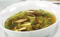 Суп з грибами по-графски