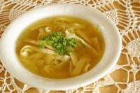 Суп з куркою та локшиною (в мультиварці)