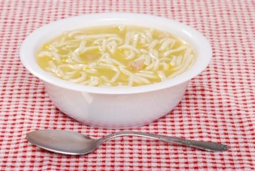 Суп з вермішеллю, рецепти супу