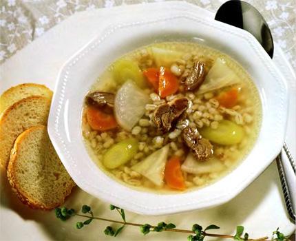 Суп шотландська