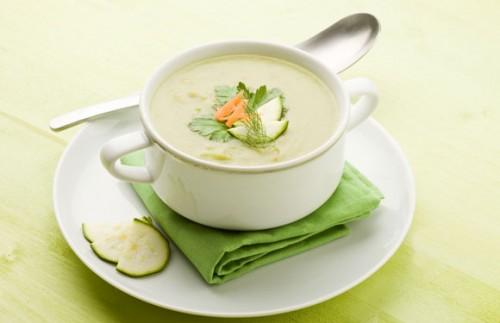 Супи-пюре з кабачків - 4 простих рецепта