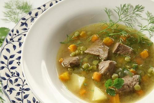 Супи з яловичиною: 6 рецептів