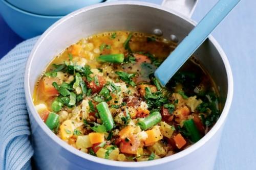 Супи з шинкою: 5 рецептів