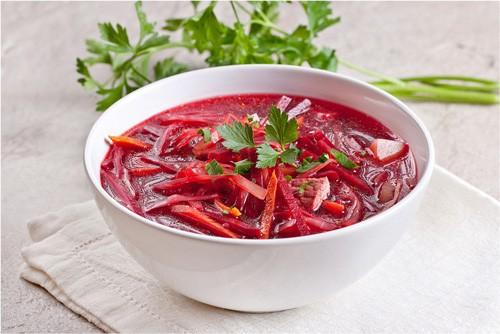 Свекольник - дуже простий суп